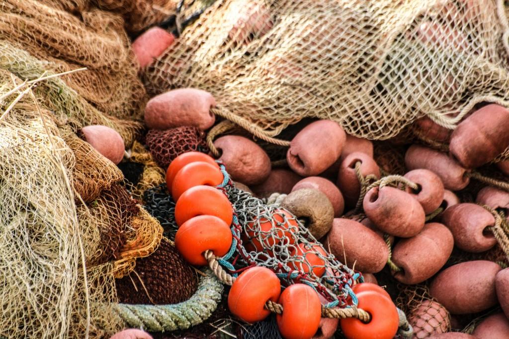 nets ocean conservation