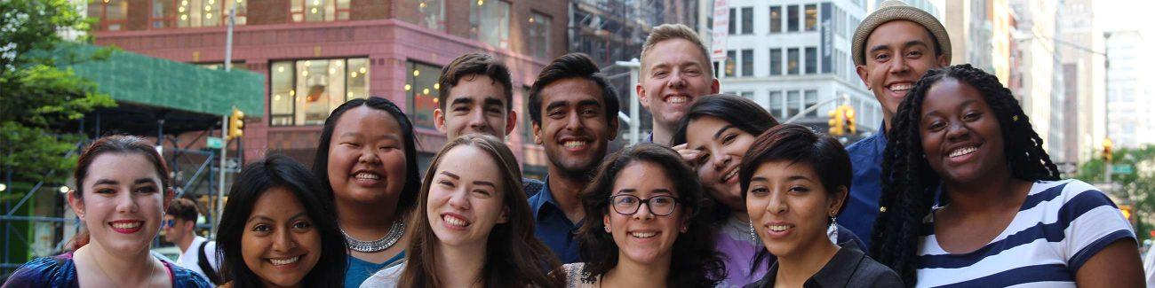 2016 Cultural Vistas Fellowship participants